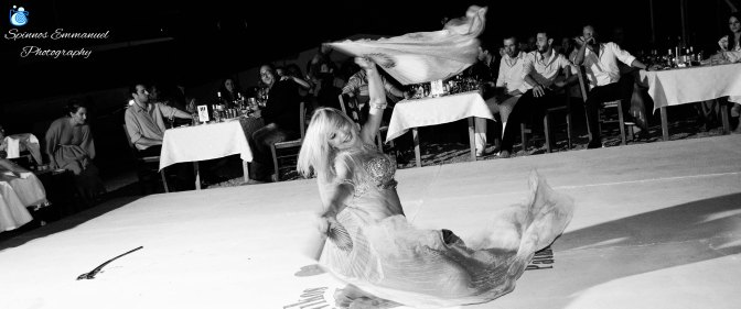 A Turkish dancer